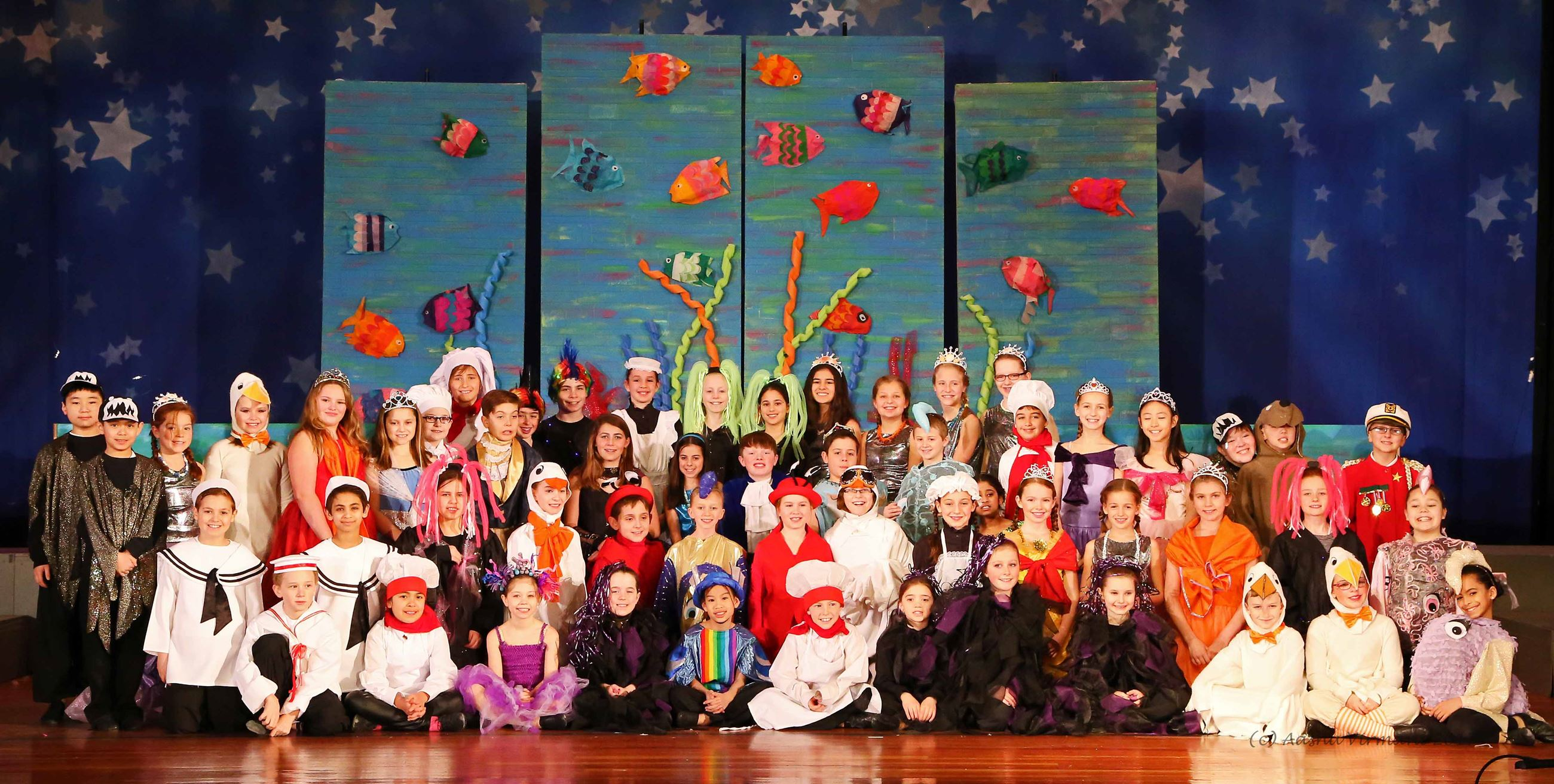 Little Mermaid Jr - South Elementary School