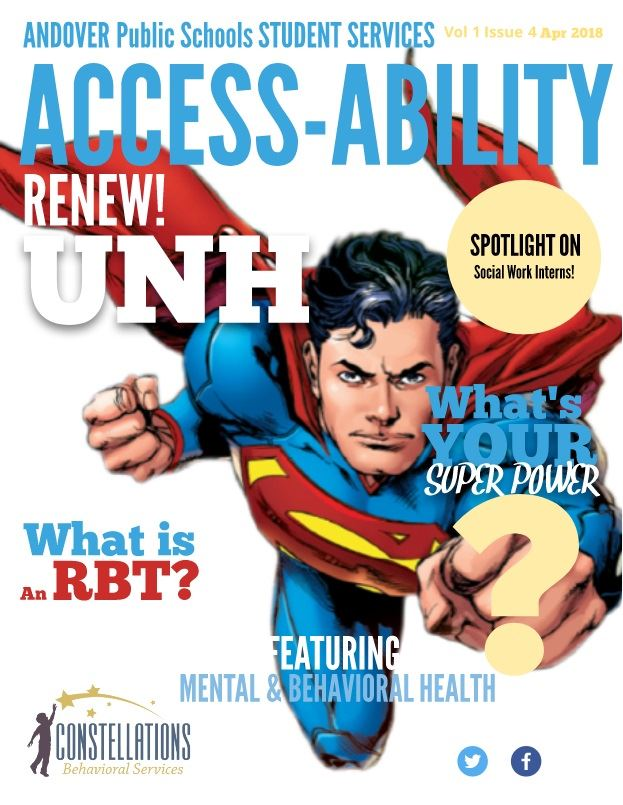 Access- Ability Magazine April 2018 Vol1 Issue4