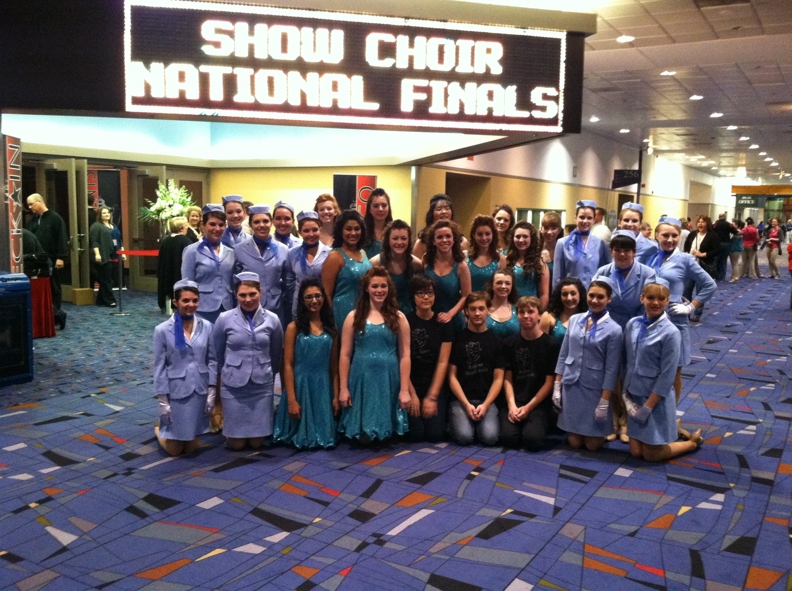 Nothin' But Treble Show Choir Nationals 2013